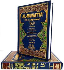 Al Muwatta of Imam Malik Arabic - English (2 Volume) -HB