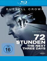 72 Stunden - Next Three Days (Russell Crowe)                     | Blu-ray | 396
