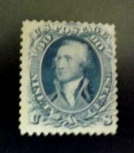 Unused US Stamps - Scott 72  90c Washington Unused No Gum - PSE Certificate