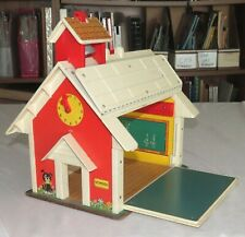 Fisher Price Vintage Little People School 1971 - fully working