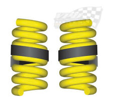 Coil Spring Assisters Adjusters Car Spacers Rear Load Universal Rubber 52-65mm