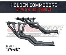 "GENIE Headers / Extractors to suit Holden Commodore VT-VZ V8 GENIII Tuned 1 3/4"""