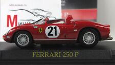 Scale model car 1:43, Ferrari 250 P, red, RHD, No.21