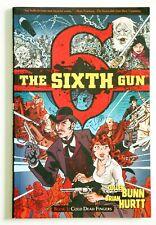 The Sixth Gun:Book 1:Cold Dead Fingers First Edition:January 2011 Cullen Bunn VF