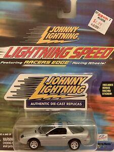 Johnny Lightning 1:64 Die Cast 1998 Chevy Camaro Police 2000