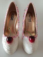 Shoe Bakery High Heels Shoes Size 8.  Hand made Signed Sundae Designed FREE SHIP