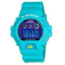 Casio G-Shock Mat Dial Men's Watch Aqua DW6900SN3 Limited Ed Turquoise/Aqua