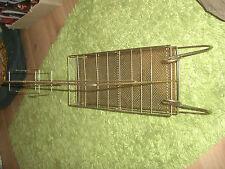 Schlitten ca. 60cm x 22cm Weihnachtsdeko aus Metall Aufsteller