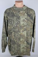 Vintage Northwest Territory XL Sniper Camouflage Single Stitch Hunting T Shirt