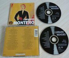 RARE 2 CD ALBUM BEST OF GERMAINE MONTERO 40 TITRES 1999 DISQUES PATHE