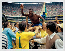 Pele, World Cup Victory 1970, Mounted Limited Edition