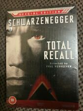 Total Recall special edition (DVD, 2005, 2-Disc Set) Metal Case