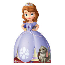 SOFIA THE FIRST Clover Disney Princess Lifesize CARDBOARD CUTOUT Standee Standup