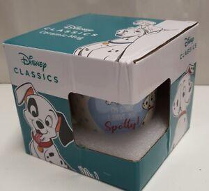 Disney Classics 101 Dalmations I'm Sorry I Drive You Spotty Mug MIB 2020 Retired