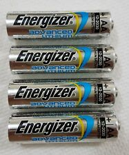 < 4 NEW AA > ENERGIZER ADVANCED LITHIUM BATTERIES.EXPIRES 2030 < FREE SHIPPING >