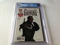 BLADE 1 CGC 9.8 WHITE PAGES WESLEY SNIPES PHOTO COVER VARIANT MARVEL COMICS