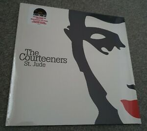 The Courteeners St Jude 2018 RSD Limited Edition Red Vinyl New Sealed Mint Rare
