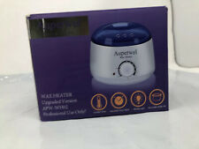 AUPERWEL WAX HEATER APW-WH02 PROFESSIONAL USE BEAUTY CARE BIKINI FACE BODY NEW