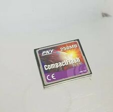 256MB genuine PNY CompactFlash Digital Memory Card