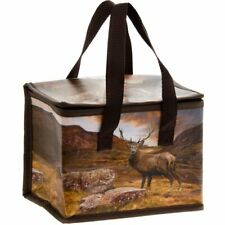 Stag Design Cool Lunch Bag  12x22x16cm