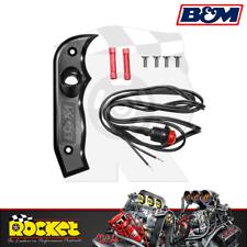 B&M Stealth Black Magnum Grip Right Hand Side Shifter Button - BM81078