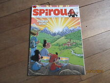 JOURNAL BD  SPIROU 3819 juin 2011 + supplement abonne voix du nord
