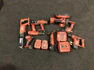 Hilti cordless tool kit