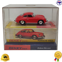 Diecast Model Car 1:43 Porsche 356A DY25/B Dinky Toys Deluxe Die-Cast K1882