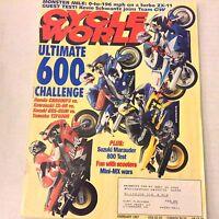 Cycle World Magazine Ultimate 600 Challenge Honda February 1997 061917nonrh