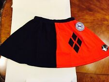 DC Suicide Squad Harley Quinn Loot Wear Exclusive Skater Skirt Cosplay, Size 3XL