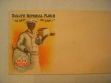 1910 Duluth Imperial Flour Unused Advertising Cover