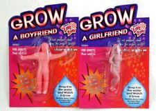 2 Items Grow Your Own Girlfriend & Boyfriend Novelty Joke Job Lot Bundle Bulk