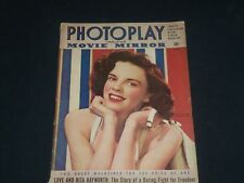 1942 JULY PHOTOPLAY WITH MOVIE MIRROR MAGAZINE - JUDY GARLAND COVER - SP 4491