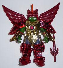 1995 Tmnt Teenage Mutant Ninja Turtles Figura De Metal mutante Raph - 100% Completo