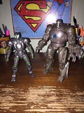 Iron Man Movie Iron Monger And Titanium Man Figures