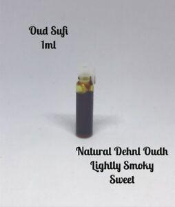 OUD SUFI  1ml Premium Quality Perfume Attar/ittar Oil