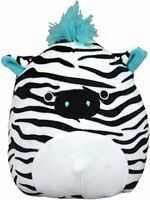 """16"""" Squishmallow Zebra Plush Stuffed Soft Doll Bed Reading Pillow Gift Decor Toy"""