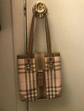 Auth burberry small handbag