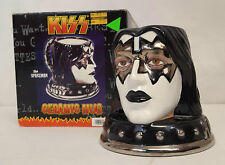 2002 Spence's KISS The Spaceman ACE FREHLEY Collectible Ceramic Mug MINT in BOX