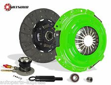 Mitsuko Stage 1 Clutch With Slave Kit Fits Chevy S10 T10 Blazere 96-03 4.3L 6Cyl