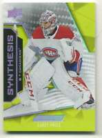 2019-20 Upper Deck Engrained Synthesis Carey Price #S8
