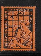 SPAIN    ORIHUELA  SOFIMA 2  MINT HINGED      SPANISH CIVIL WAR