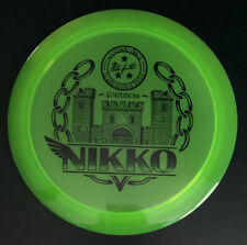 New Westside Discs Vip-X Fortress Nikko Locastro Team Series 176 grams