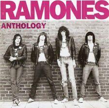 Ramones - Anthology (2xCD 2001) Remastered; 57 Tracks