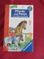 Pferde und Ponys - Das pfiffige Wissensspiel, Ravensburger, 2008