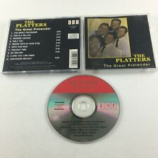 The Platters The Great Pretender Used CD VG CLASSIC 7515