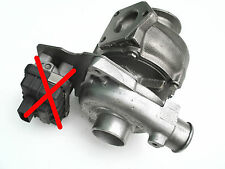 Turbo Turbolader Ohne Elektronik BMW 740 d E38 (2001- ) 245 Ps