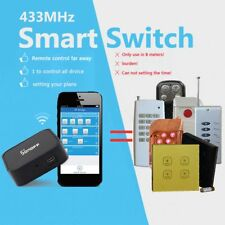 Pro Sonoff Smart Switch RF Bridge 433MHz Wifi App Remote Timer for Smart Home