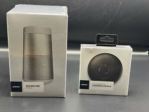 Bose SoundLink Revolve Bluetooth Speaker - Lux Gray