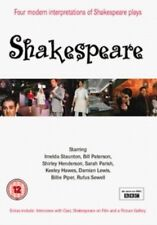 Shakespeare Retold Region 4 DVD New (Midsummer Night's Macbeth Shrew Much Ado)